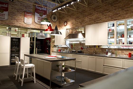 Cucina contemporanea snaidero - Cucina classica contemporanea ...