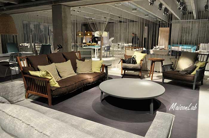 Gervasoni arredamento moderno mobili di design for Gervasoni arredamento