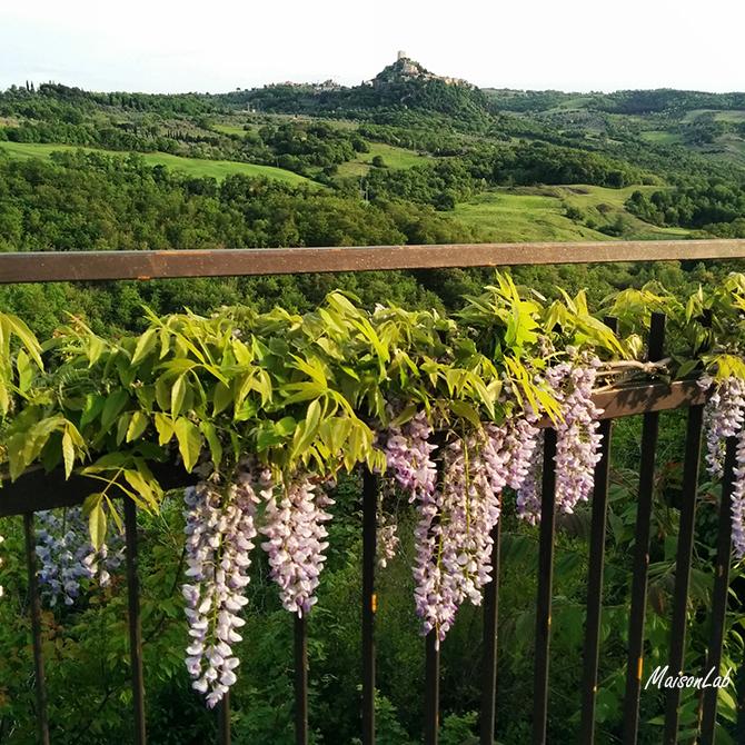 Val d 39 orcia tra terme e cultura - Bagno vignoni hotel posta marcucci ...