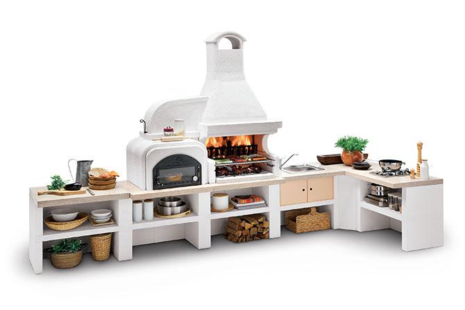 Cucine esterne e sistemi modulari flessibili - MaisonLab
