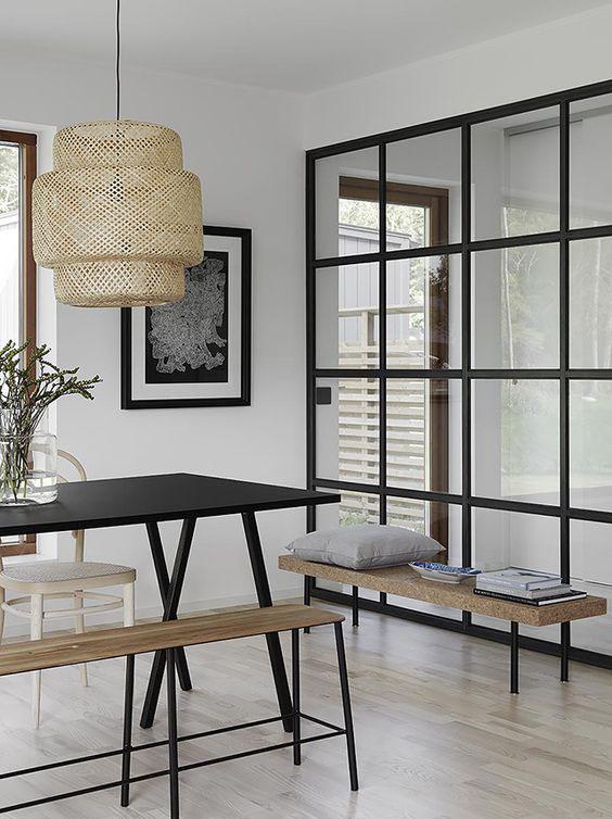 Lampadari in bamboo, perfetti per un mood urban jungle   maisonlab